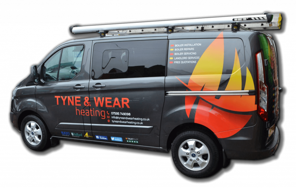 Tyne & Wear Heating twh-van-hp